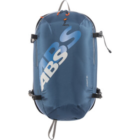 ABS s.LIGHT Compact Zaino airbag 30l blu